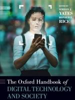 Oxford Handbook of Digital Technology and Society Book Cover