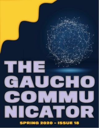 Gaucho Communicator Spring 2020